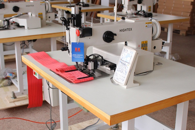 heavy duty automatic lifting slin sewing machine